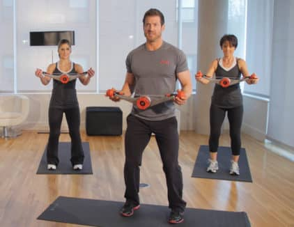 Total Body Targeted Workouts