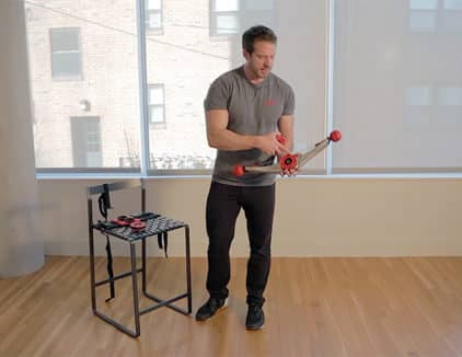 Using Your Double Flex Portable Gym OYO Fitness