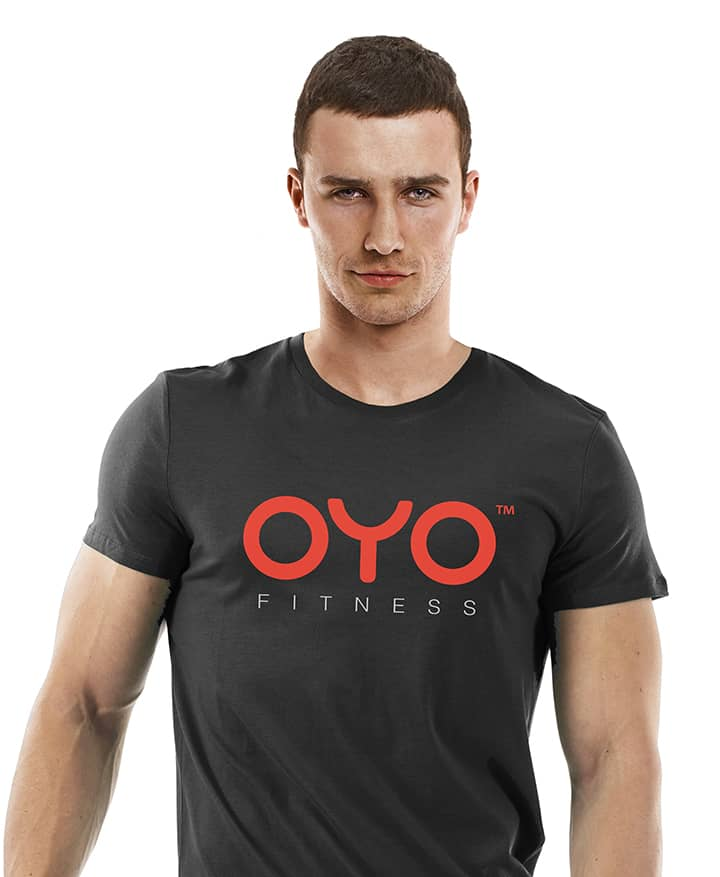 OYO Fitness Men's Training T-Shirt