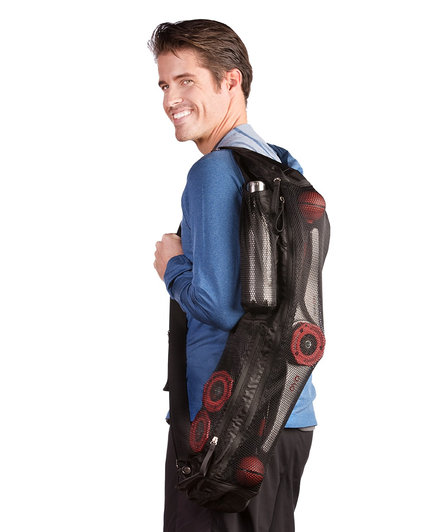 OYO Fitness Shoulder Bag Side View