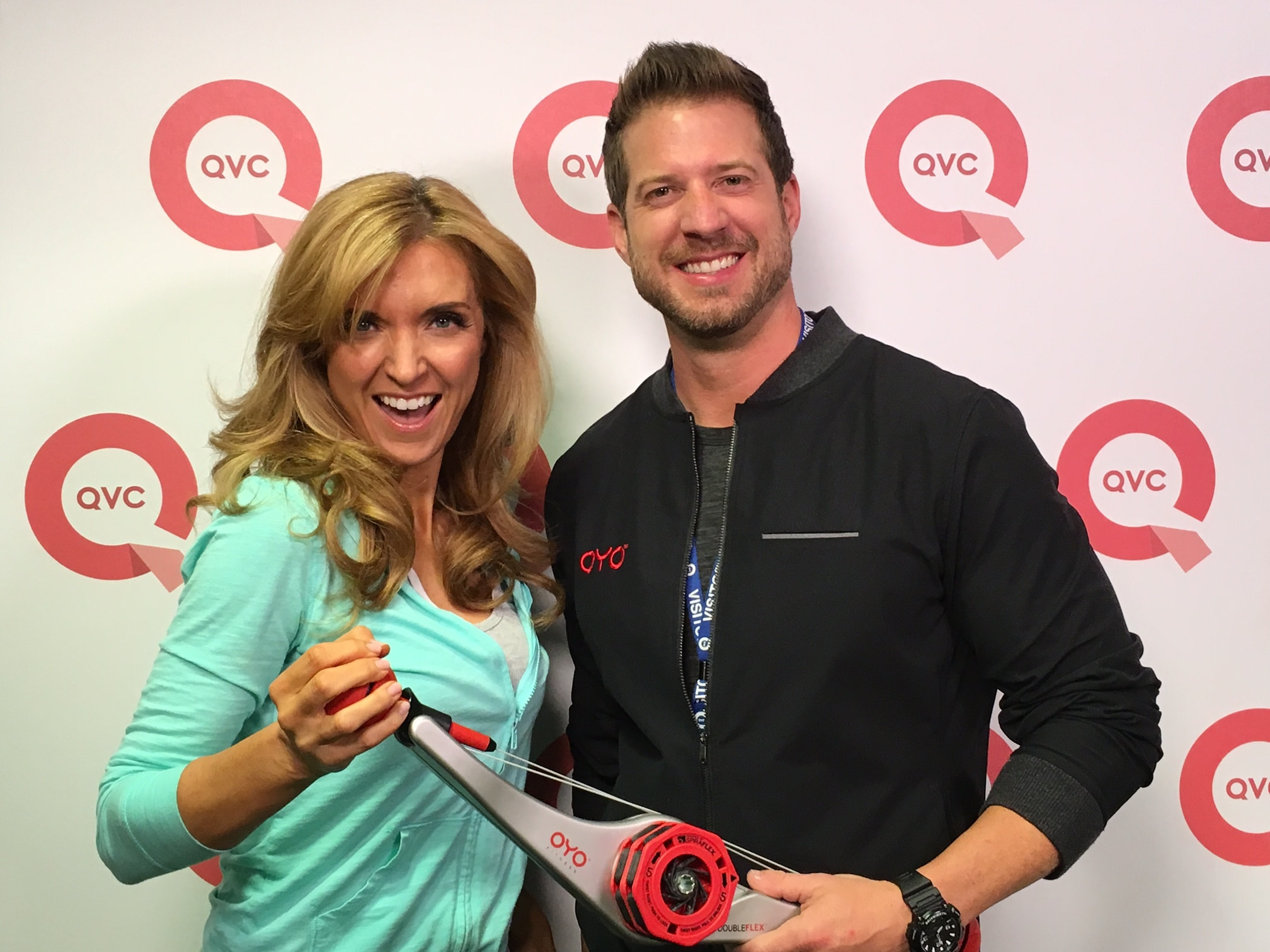 Nick on QVC