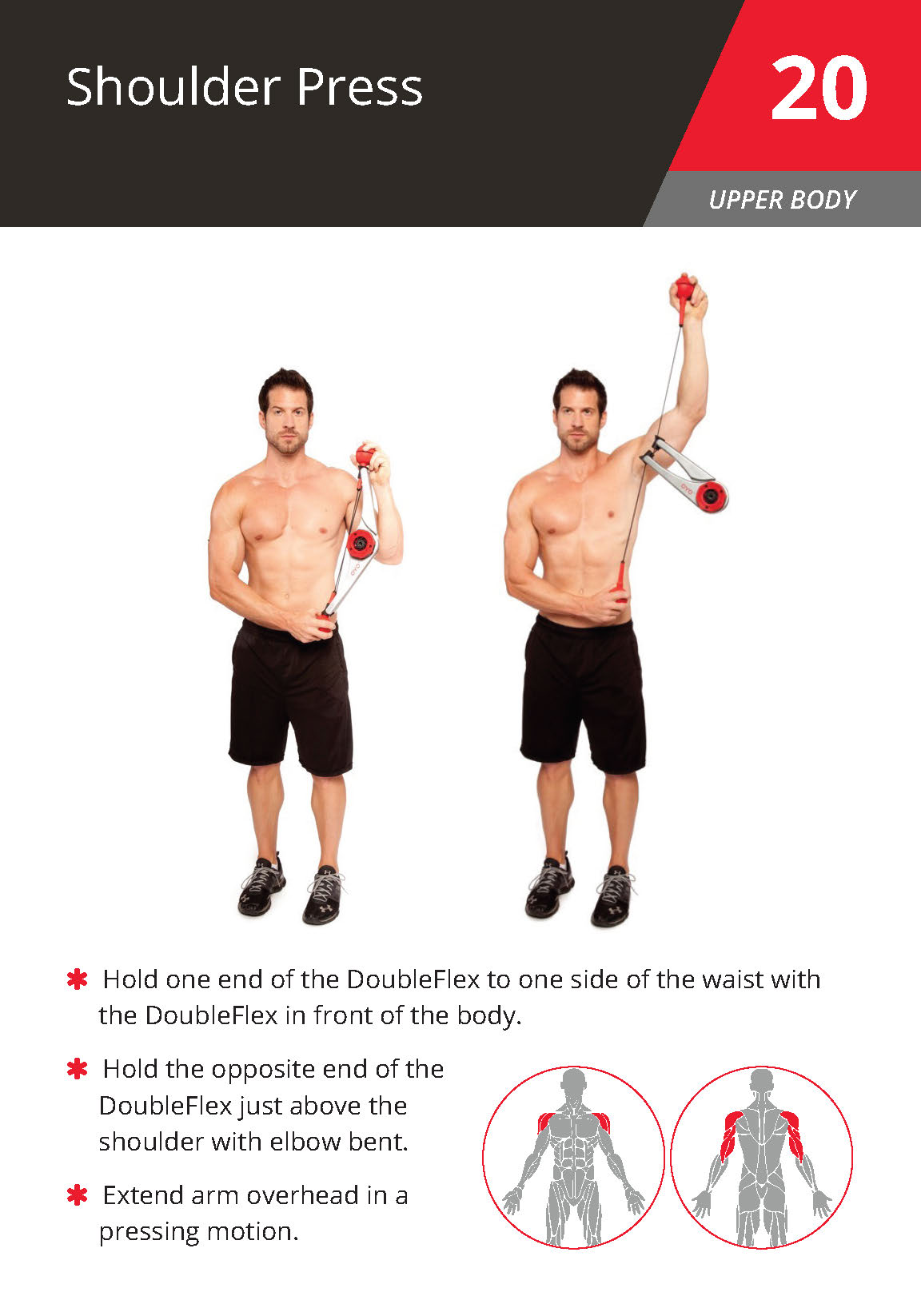 20 Shoulder Press