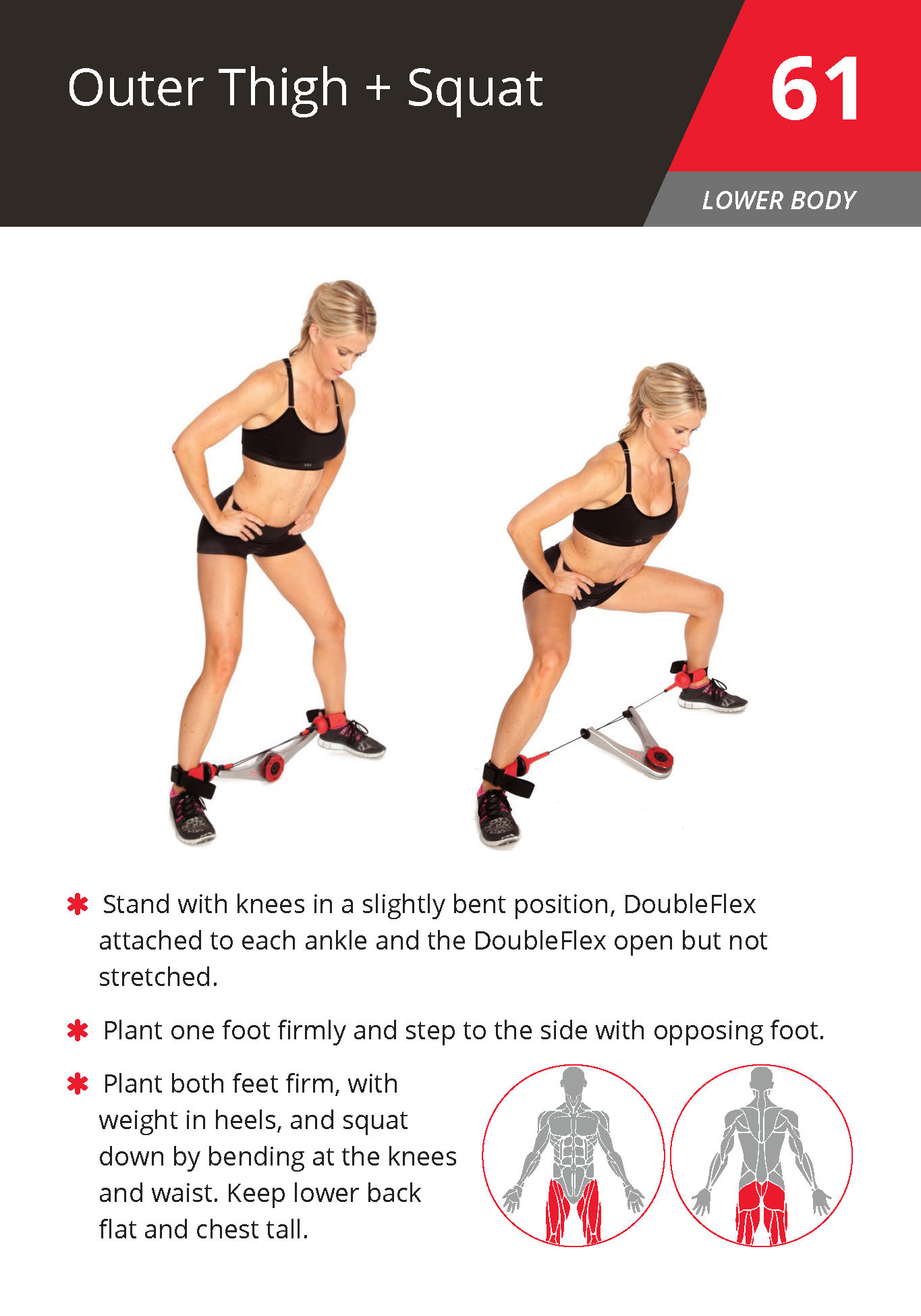 61 Outer Thigh + Squat