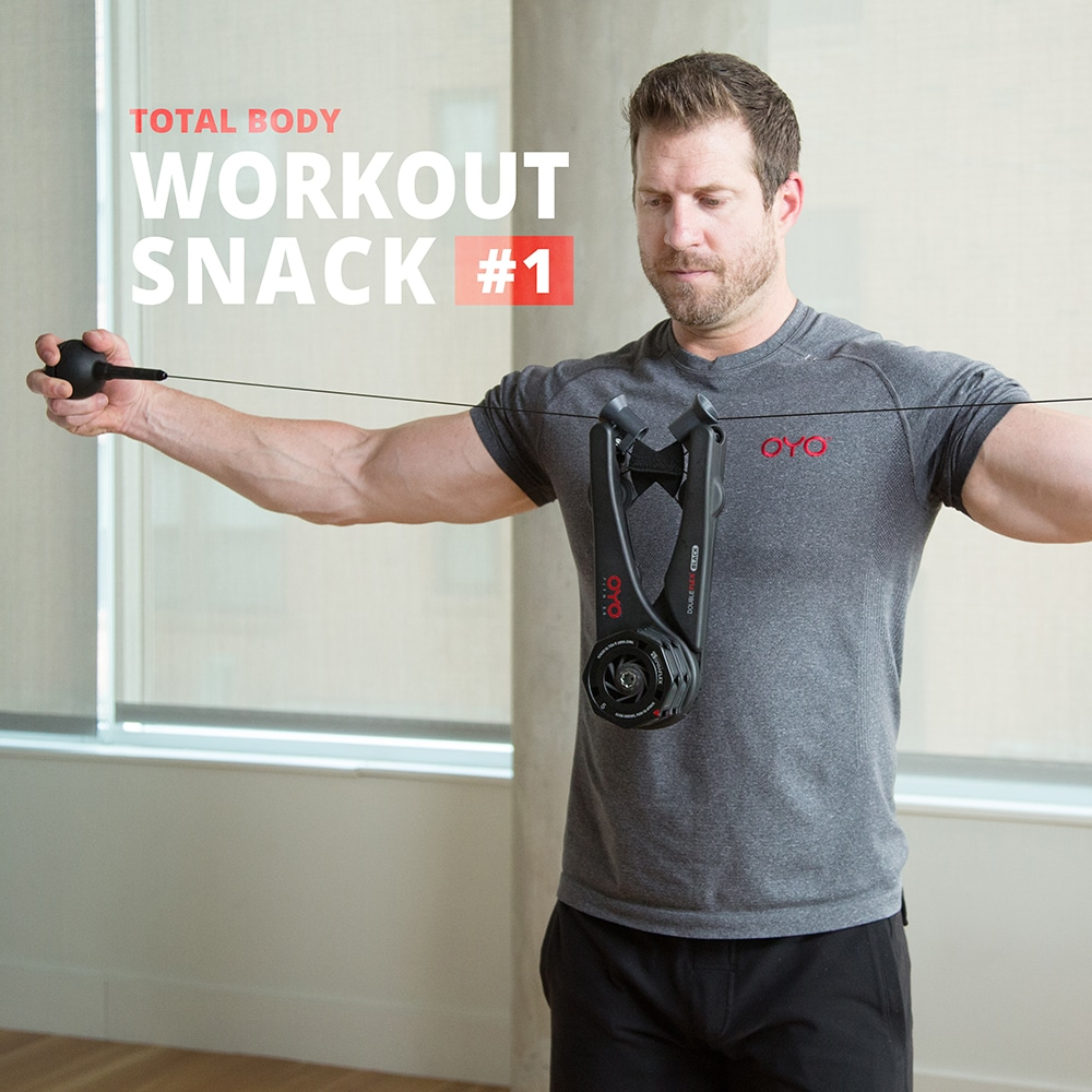 DoubleFlex Workout Snack 1 Total Body