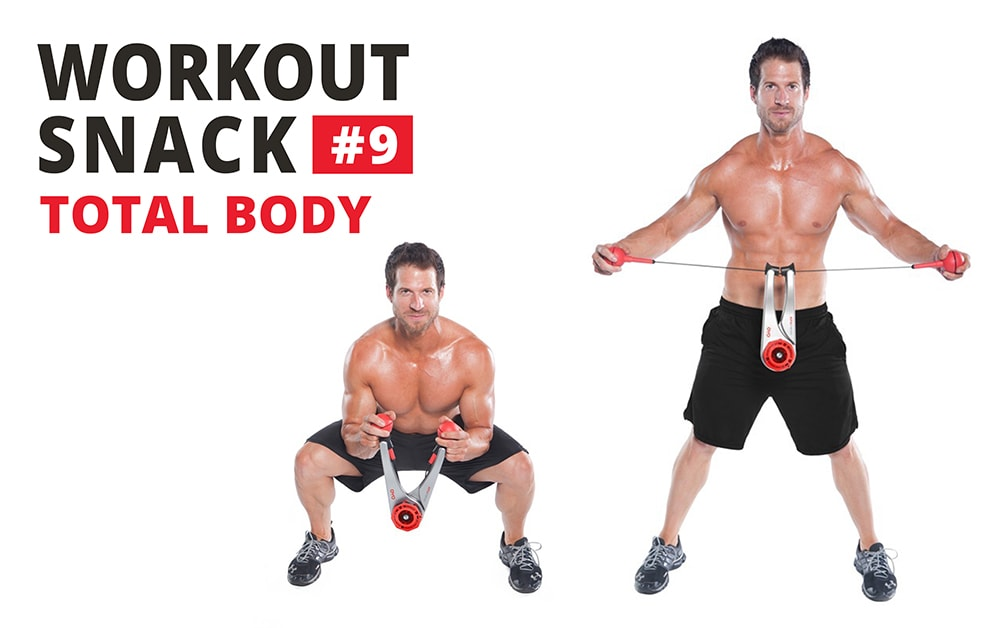 DoubleFlex Workout Snack 9 Total Body