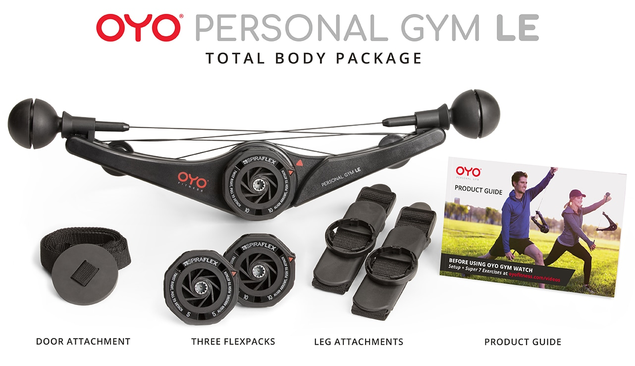 0a7f4ac0dfe6 OYO STANDS BEHIND THE OYO PORTABLE GYM WITH A 90-DAY MONEY-BACK GUARANTEE  AND 3-YEAR WARRANTY. READ FULL WARRANTY