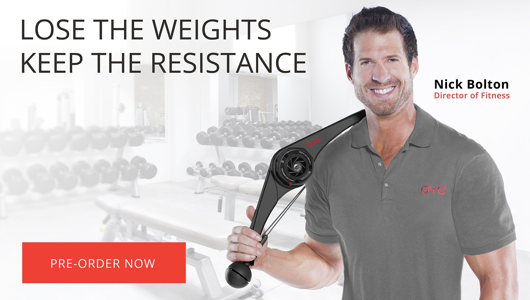 Lose The Weights, Keep the Resistance