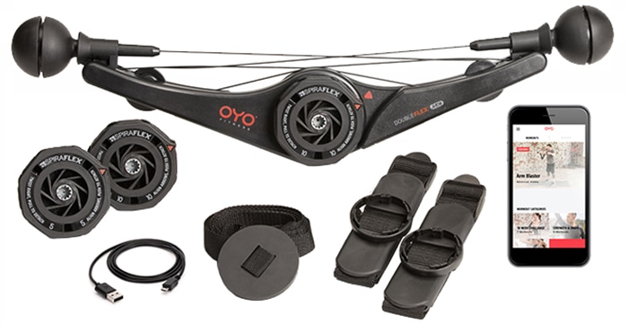 OYO Personal Gym PRO Setup and FAQ