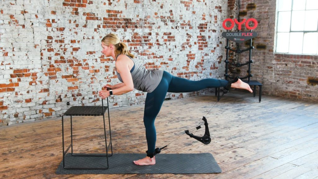 0171 - Right Standing Glute - OYO Fitness