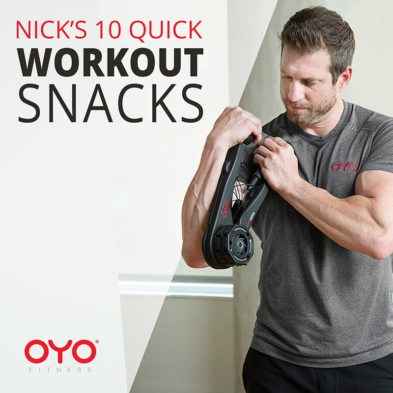 10 Workout Snacks
