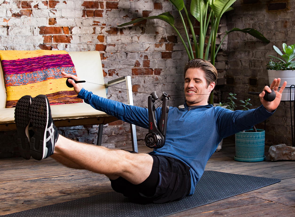 OYO Personal Gym Featured in Business Insider