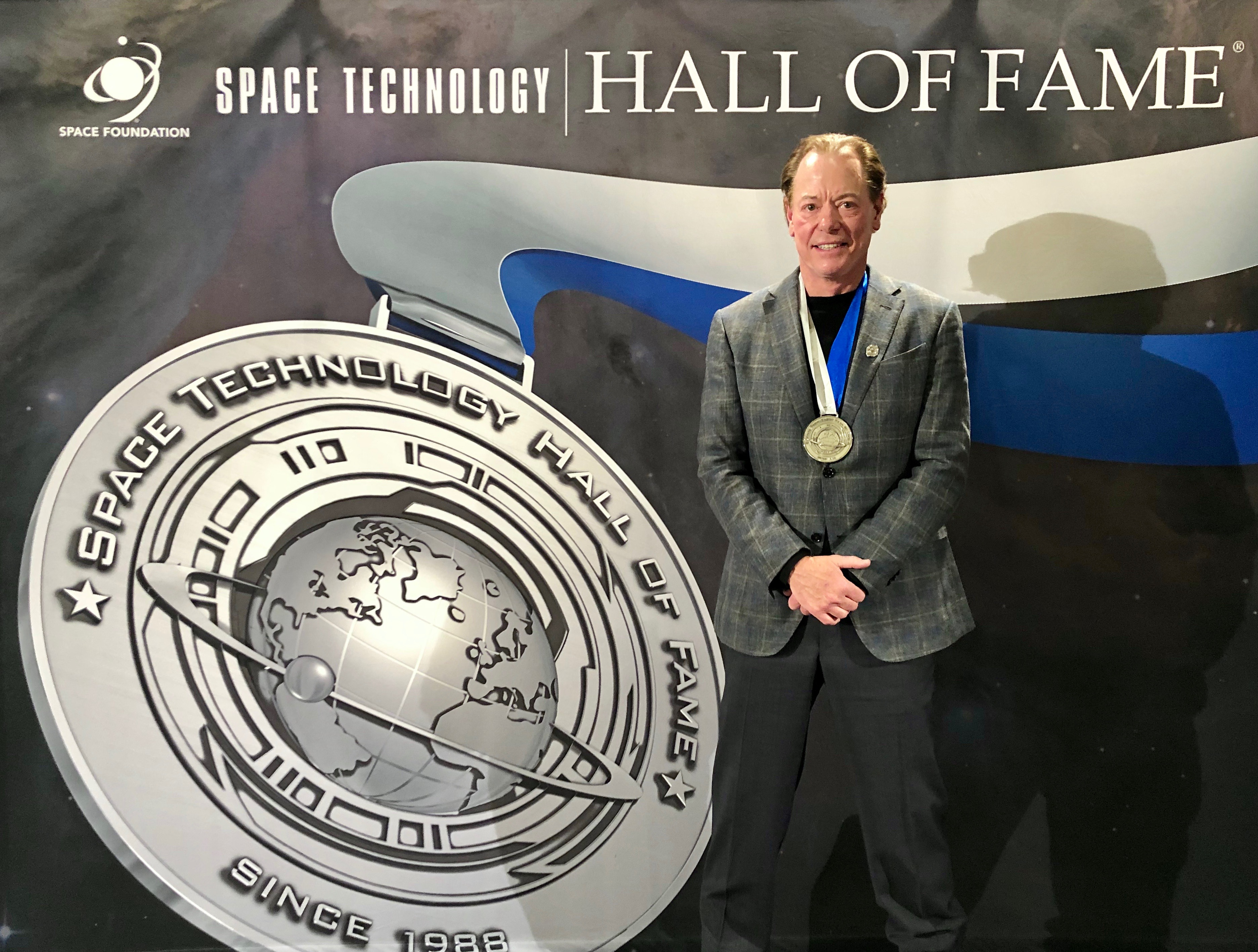 Paul Francis Space Technology Hall of Fame