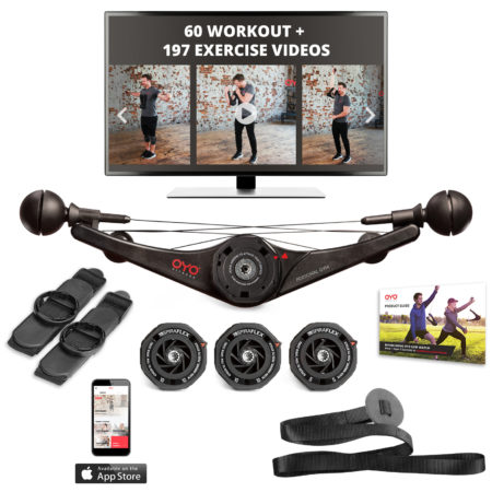 OYO Personal Gym - Total Body Package